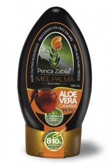 Aloe Vera Saft mit Palm Honig Penca Zabila 300 ml - 99.7 %