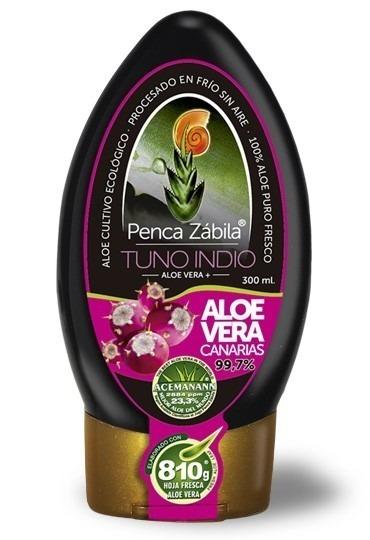Aloe Vera Red Cactus Penca Zabila - 300 ml