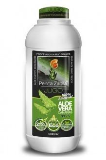 Jugo Aloe Vera Puro Penca Zabila - 1000 ml - 99,7%