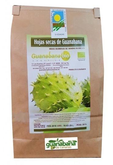 Hojas de Guanabana Bio Ecologicas