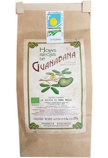 25 g. Hojas de Guanabana Huerta Mama Maria Premium